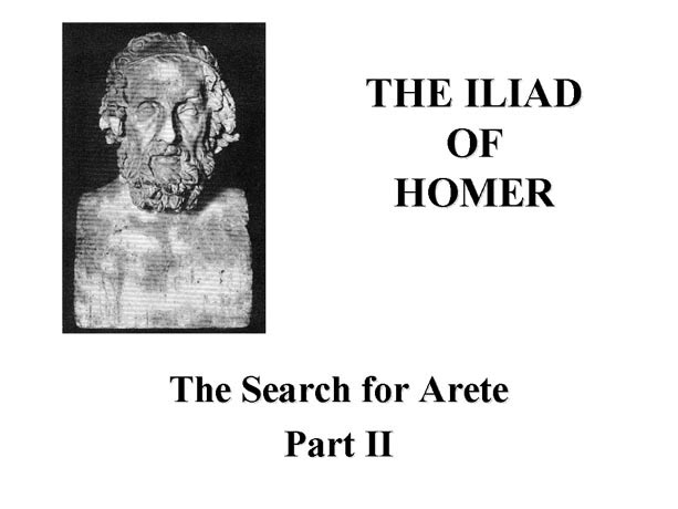 book xvi the iliad homer The iliad of homer book xvi argument the sixth battle, the acts and death of patroclus patroclus (in pursuance of the request of nestor in the eleventh book.